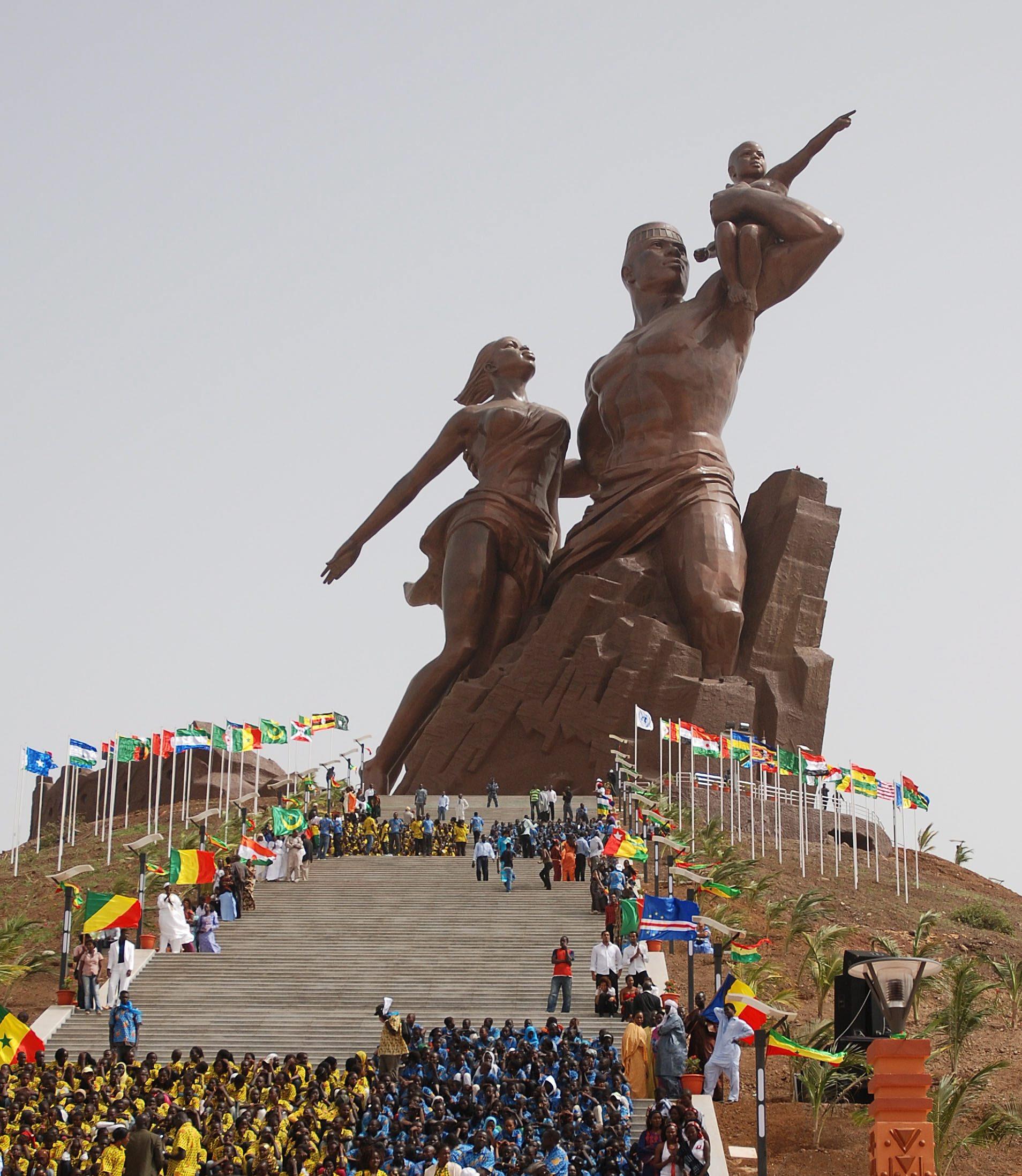 Senegal - Atracciones, Costos, Peligros y Rutas de Senegal