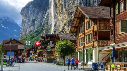 Las mejores ciudades dónde vivir en Suiza para extranjeros